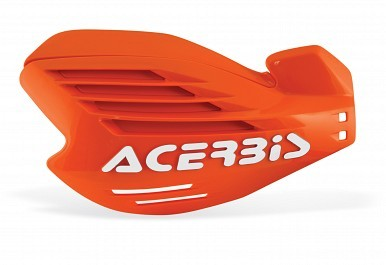 Acerbis X-Force Handguards Orange