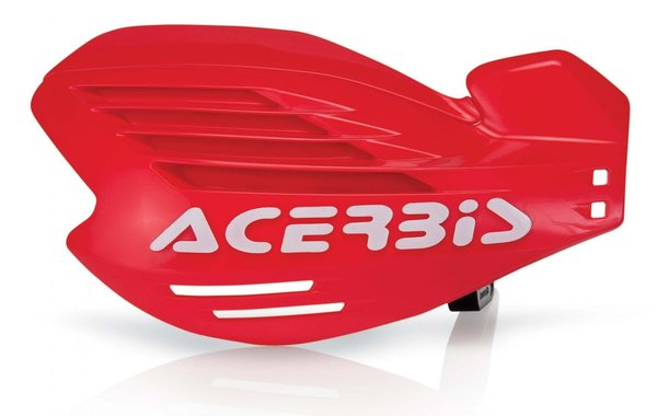 Acerbis X-Force Handguards Rot