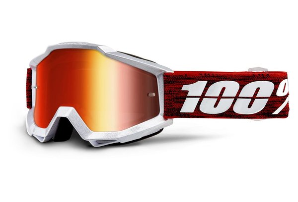 100% Motocross Brille Accuri Graham Mirrored
