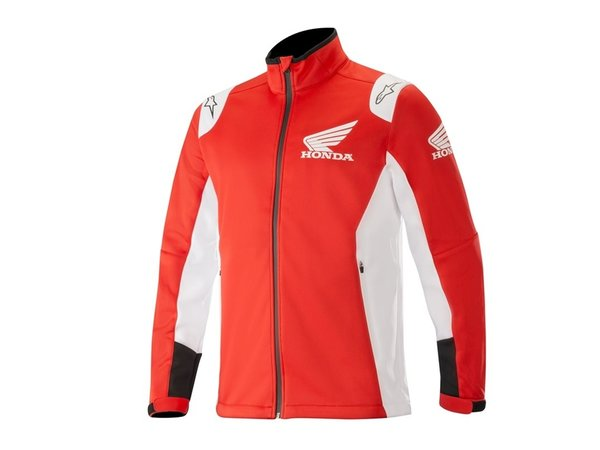 Alpinestars Honda Softshell Factory Jacket