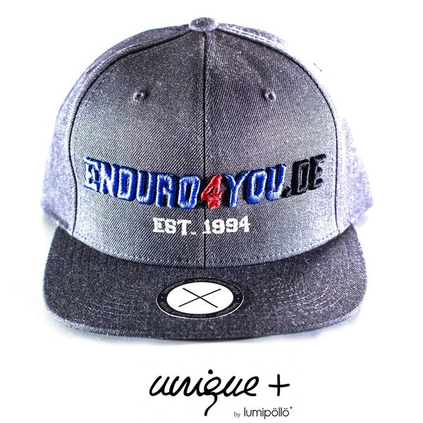 Lumipöllö l Enduro4you Cap Unique Grey