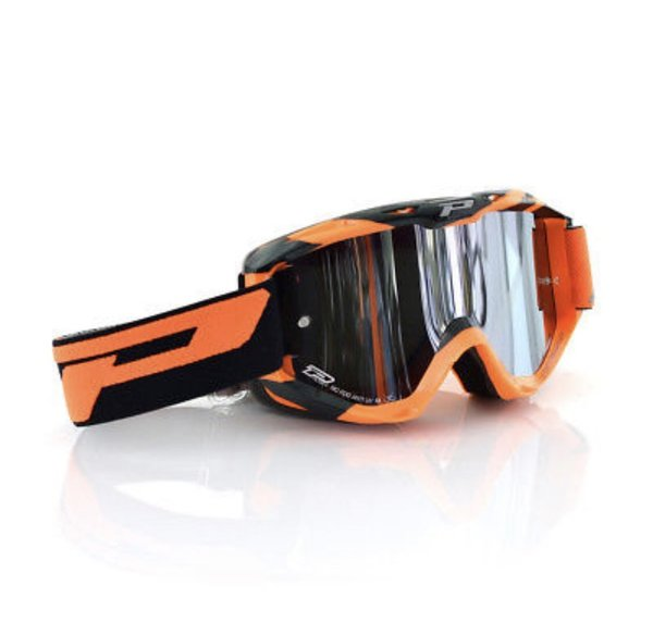 Pro Grip  3450 Multilayered Goggles Neonorange