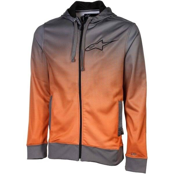 Alpinestars Gateway Freizeitjacke Orange/ Black