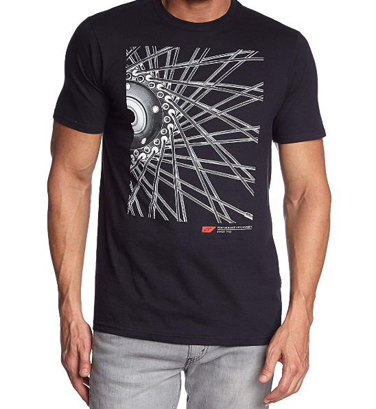 Alpinestars T-Shirt Spokes Black