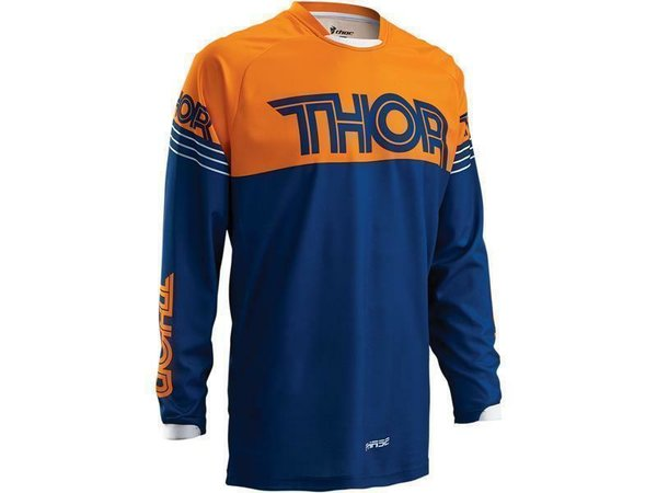 Thor Phase Shirt Hyperion Navy Orange
