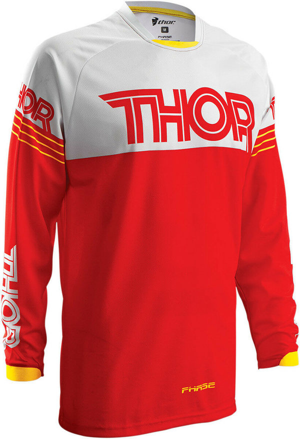 Thor Phase Shirt Hyperion Rot