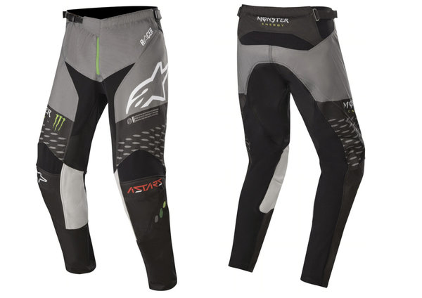 Alpinestars Raptor Hose 2020 Monster Eli Tomac