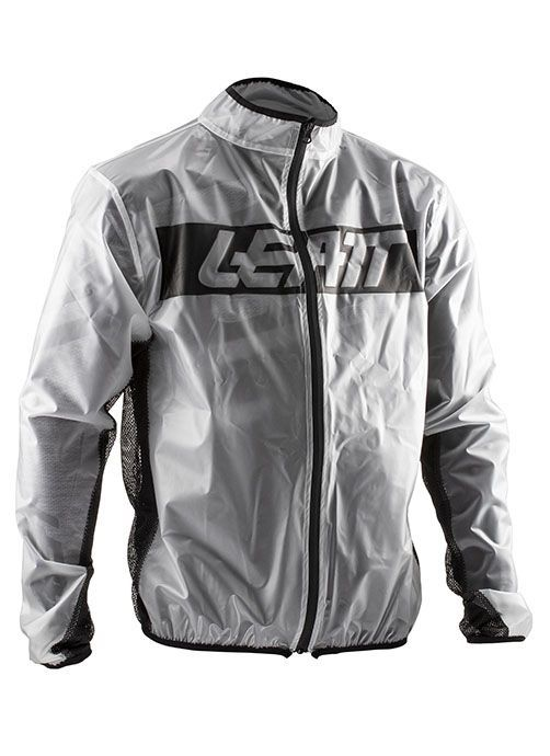 Leatt Jacket RaceCover Translucent