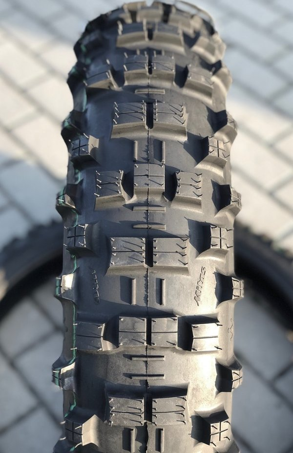 Mitas Terra Force EF Super Soft (2 x Grün) 140/80-18 Xtreme Enduro