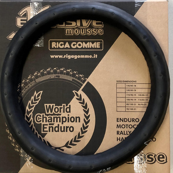 Exclusive Enduromousse 80/100-21 Standard by Riga Gomme