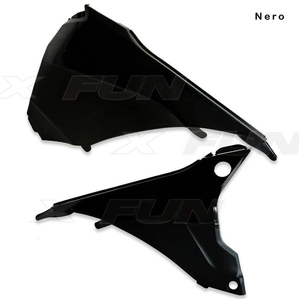 Cover Airbox im Kit KTM EXC 2014-2016