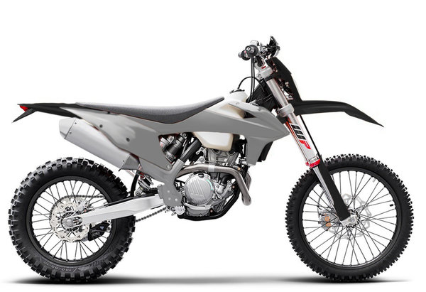 Acerbis Fully Kit EXC Modell ab 2020 Grey/Black Edition