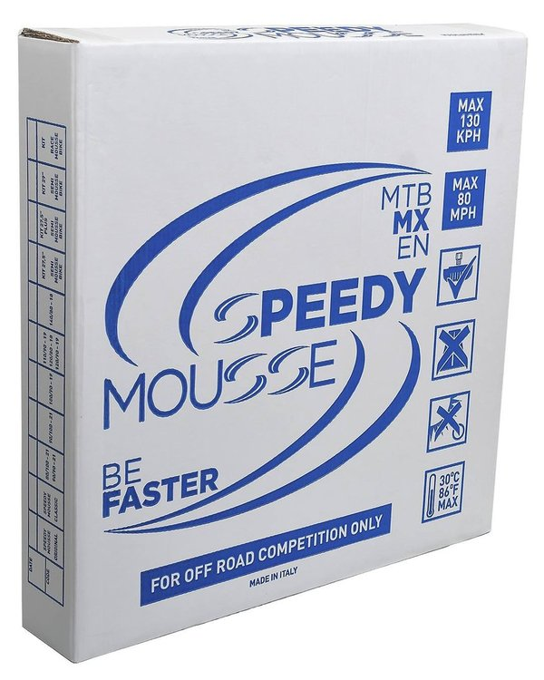 Speedy Mousse Enduromousse 140/80-18 Super Soft