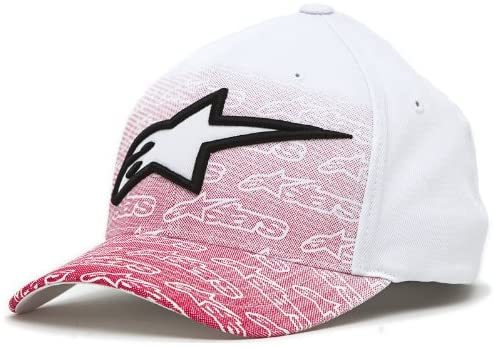 Alpinestars Rain Cap White/Red