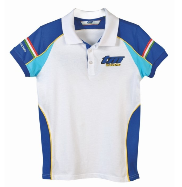 Frauenshirt Polo Shirt TM Racing