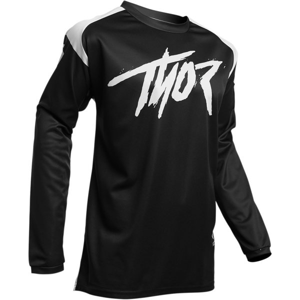 Thor SECTOR Link Shirt Black