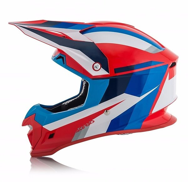 Acerbis Profile 4 Helm Blue/Red