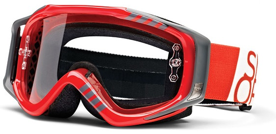 Smith Fuel v.2 Sweat X Blaze Team Motocrossbrille