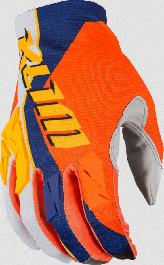 KLIM XC Lite Handschuhe Orange