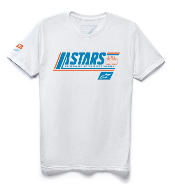 Alpinestars T-Shirt Cypher White